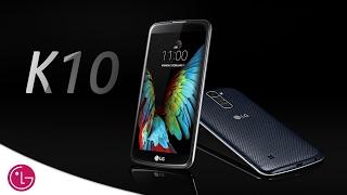 Meet the new LG K10 2017