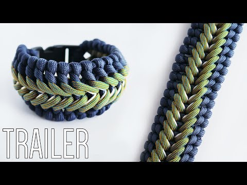 Warcraft Knot Paracord Bracelet Trailer | Patreon Exclusive Tutorial
