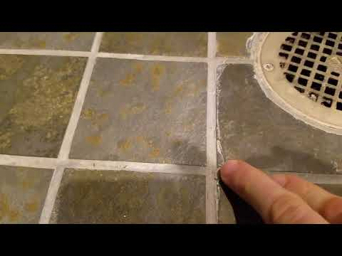 Slate Shower Restored