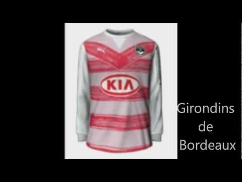 FIFA 12 Ultimate Team Best Away Kits Part 1