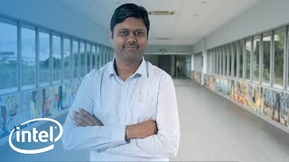 Sachin Enjoys his Hardware Engineering Work and Life in Penang, See Why   Intel