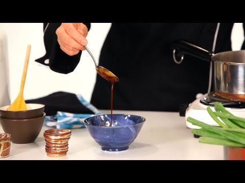 How to Make Eel Sauce   Sushi Lessons