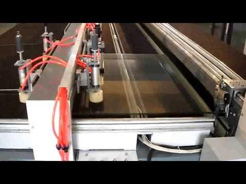semi auto laminated glass cutting machine RF2519LA