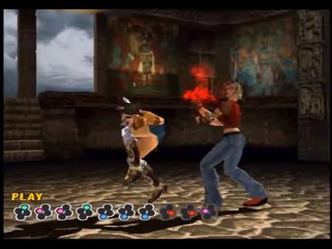 Tekken 3 Jin Kazama Combos