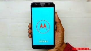 Motorola G5s XT1804 7 1 0 FRP/Google Account bypass Without