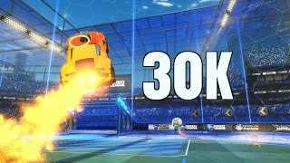 Rocket League - Montage 30K