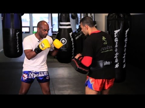 Advanced Kickboxing Strike Combination | Muay Thai