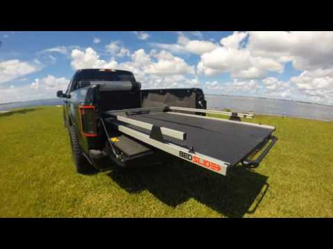 BEDSLIDE truck bed drawer system features and benefits