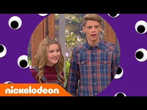 Play the 'Sibling Says' 🗣 Trivia Game w/ Henry Danger, NRDD & More! | Nick