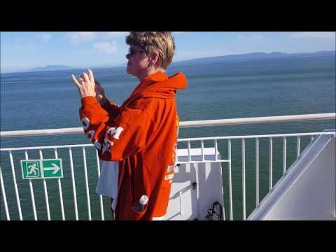 BC Ferry Vancouver to Nanaimo