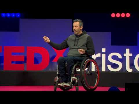 In Disaster There is Opportunity - Finding a Path Through Paralysis | Martyn Ashton | TEDxBristol