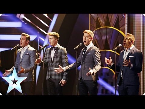 Jack Pack do it their way | Britain's Got Talent 2014