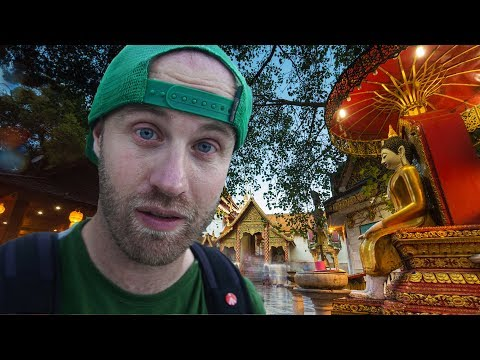 Frustrated with Photography | Wat Phrathat Doi Suthep, Chiang Mai