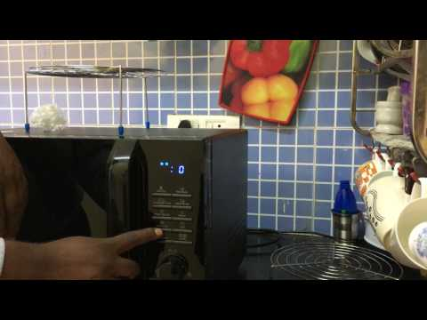 Samsung Smart Microwave-woven | 28L Convection & Grill | MC28H5145VK | Demo