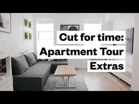 Cut for time: Apartment Tour Extras