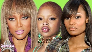 Tyra Banks gets dragged for being a mean girl   ANTM model (Dani Evans) & Slick Woods call Tyra out