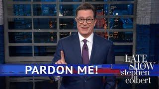 Can A President Pardon Himself?