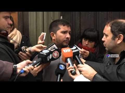 Tras la protesta de los vecinos, suspendieron el desalojo en San Telmo