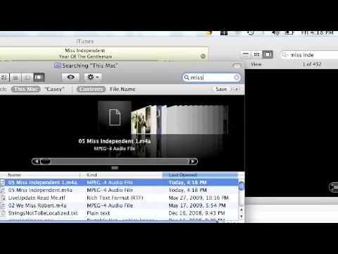 how to make free iphone(3gs) ringtones (mac)