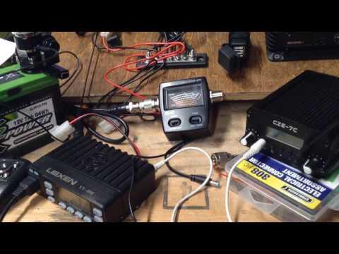 Usage models for clandestine broadcasting during SHTF