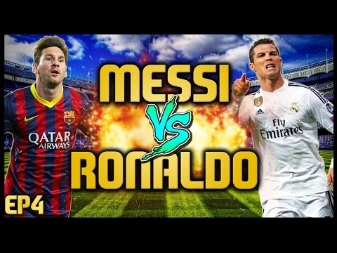 MESSI VS RONALDO #4 - FIFA 15 ULTIMATE TEAM