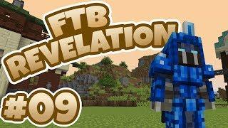 FTB Revelation - Ep 09 - Botanical Armaments & Flight