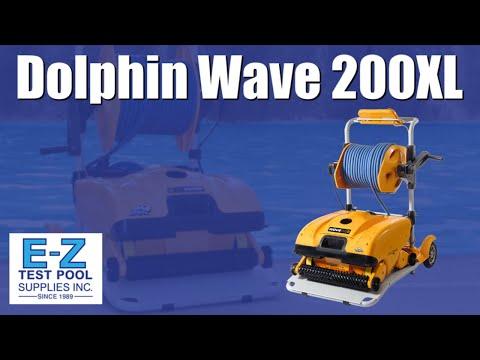 Maytronics Dolphin Wave 200 XL