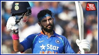 India v England, 2nd ODI: Yuvraj Singh Scores First Century Since 2011 World Cup