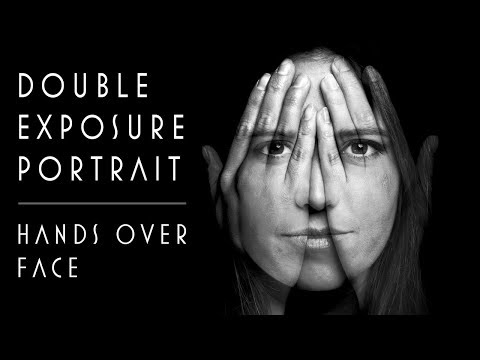 Photoshop: How to Create an Enigmatic, Double-Exposure Hands-over-Face Effect