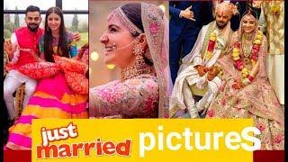 Virat kohli & Anushka Sharma Wedding, mehndi and engagement Highlights