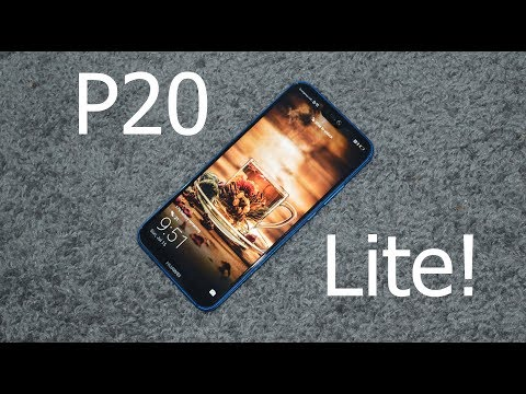 Huawei P20 Lite Review! A Budget Beauty!
