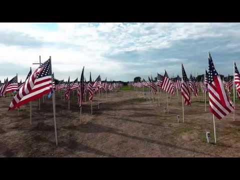 Warriors Weekend Field of Honor 2016
