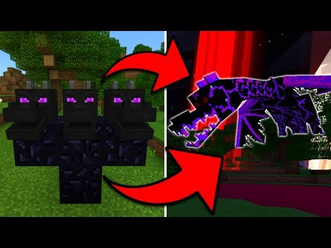 How To Spawn the ULTIMATE DRAGON in Minecraft PE