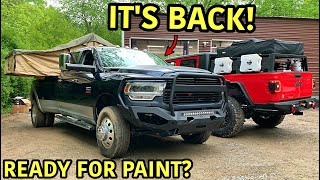 Building My Dad His Dream Truck Part 7