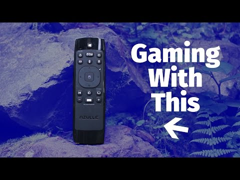 PC Gaming With a TV Remote?