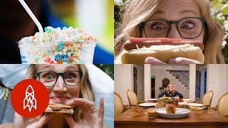 The Surprising Stories Behind Five Favorite Foods with the Incomparable Katie Quinn