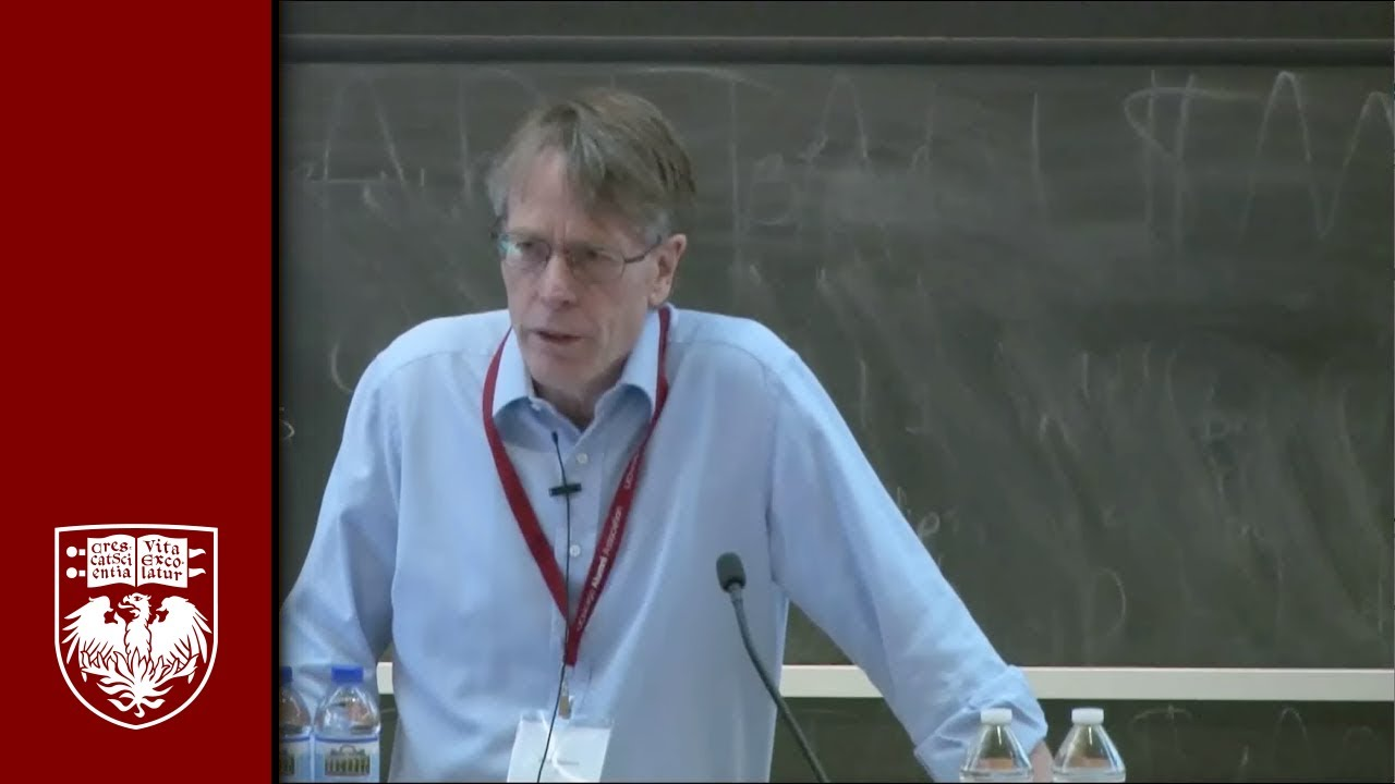 "UnCommon Core | ""A New Era for UChicago Economics"" with Eugene Fama and Lars Peter Hansen"