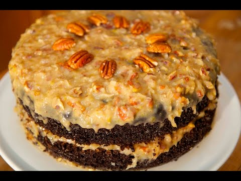 German Chocolate Cake - Cooked by Julie - Episode 178