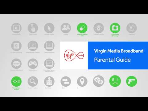 Virgin Media Broadband parental controls step-by-step guide | Internet Matters