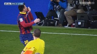10 Times Lionel Messi Kissed/Showed Off FC Barcelona Badge After Scoring ► One Club Man #Messi2021