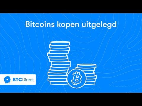 Bitcoins kopen met iDEAL | BTC Direct