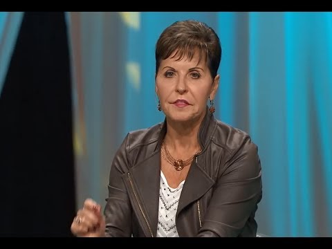 Joyce Meyer- What can I give God Sermon 2017