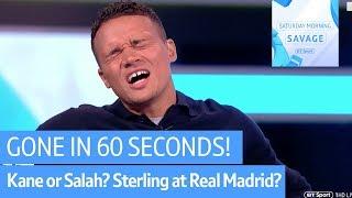 Harry Kane or Mohamed Salah? Scrap international friendlies? Gone in 60 seconds | Saturday Sav