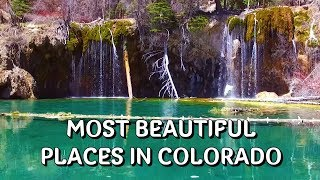 Download The Most Beautiful Places in Colorado Video
