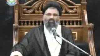 The Role Model Hazrat FATIMA ZAHRA by Agha Jawad Naqvi-urdu