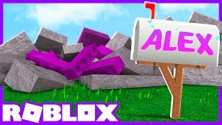 MY ROBLOX HOUSE WAS DESTROYED!!