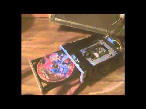 DVD- burner problem