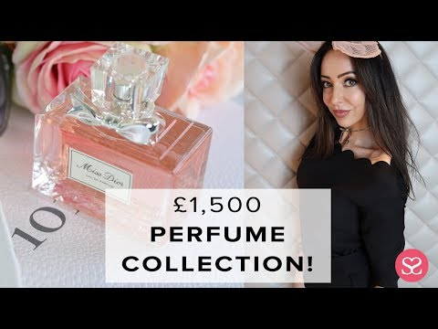 A £1,500 LUXURY PERFUME COLLECTION?! | Sophie Shohet