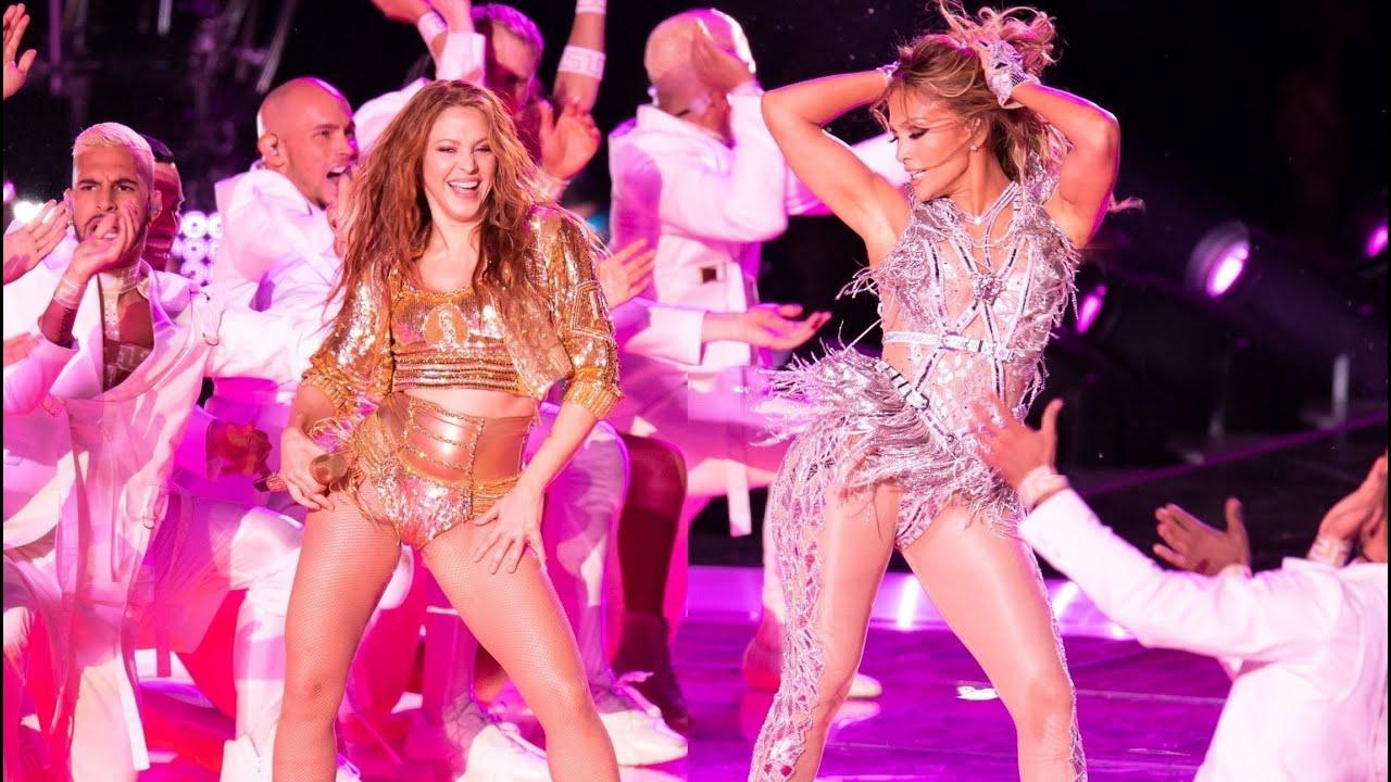 J.Lo & Shakira | 4K - Super Bowl LIV Halftime (FULL HD AUDIO SHOW/ BEHIND THE SCENES/REHEARSALES )
