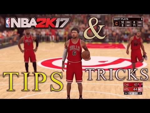 NBA 2K17 | Tips & Tricks For My Player